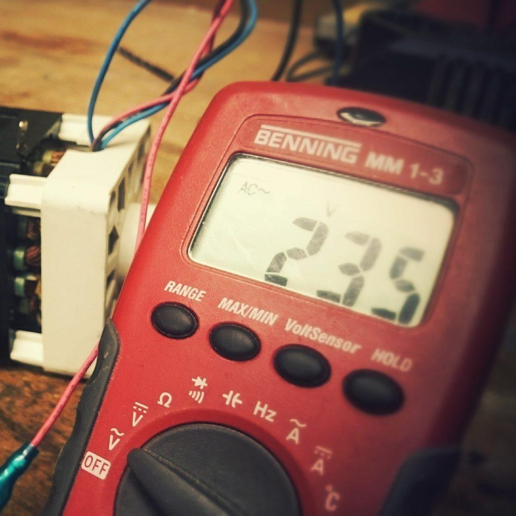 Alset elektro revize Praha